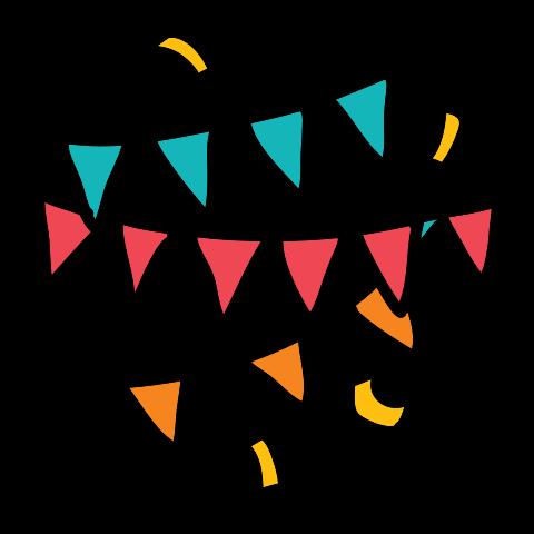 Criação de festas e eventos